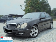 2009 MERCEDES-BENZ E-CLASS E230 2.5 Avantgarde W211 TipTOP Facelift LikeNEW