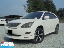 2007 TOYOTA HARRIER  3.0 300G V6 ACU30 Powerboot TipTOP LikeNEW Reg.2013