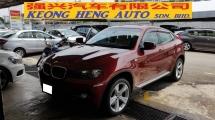 2009 BMW X6 X DRIVE 35I 3.0cc PETROL (A) REG 2013, JAPAN SPEC, ONE CAREFUL OWNER, MILEAGE DONE 130K KM, FREE 1 YEAR GMR CAR WARRANTY, 20