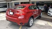 2009 BMW X6 X DRIVE 35I 3.0cc PETROL (A) REG 2013, JAPAN SPEC, ONE CAREFUL OWNER, MILEAGE DONE 130K KM, FREE 1 YEAR GMR CAR WARRANTY, 20\