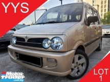 2005 PERODUA KENARI 1.0 (A) EZI KEPT WELL TIP TOP CONDITION ACC FREE ON THE ROAD PRICE.