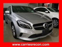 2016 MERCEDES-BENZ A-CLASS A180 SE - JAPAN SPEC UNREG (PUSH START/KEYLESS ENTRY) READY TO VIEW