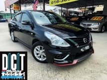2019 NISSAN ALMERA 1.5 VL BLACK EDITION SPEC LOW MILEAGE UNDER WARANTY