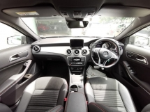 2015 MERCEDES-BENZ GLA GLA180 AMG - JAPAN SPEC - UNREGISTERED