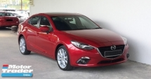 2015 MAZDA 3 2.0 (A) SkyActiv Tech Facelift Sport Model