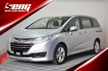 2014 HONDA ODYSSEY 2.4 (A) VTEC EXV LOCAL SPEC