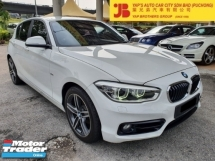 2016 BMW 1 SERIES 118I Warranty Till 2021