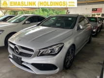 2017 MERCEDES-BENZ CLA 180 AMG FACELIFT MODEL JAPAN UNREG LOW INTEREST RATE