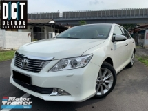 2015 TOYOTA CAMRY 2.5V PREMIUM HIGH SPEC LOW MILEAGE TIPTOP CAR NEW CONDITION ONE OWNER