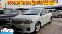 2012 TOYOTA COROLLA ALTIS 1.8 VVTI E SPEC (A) REG JUNE 2012, CAREFUL OWNER, FULL SERVICE RECORD, LOW MILEAGE DONE 88K KM, 16