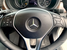 2014 MERCEDES-BENZ B-CLASS B200 ORI PAINT FREE WARRANTY