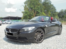 2010 BMW Z4 2.5 sDrive23i Convertible E89 M-Sport SUPERB Facelift LikeNEW Reg.2011