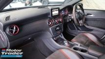 2015 MERCEDES-BENZ A45 2.0 AMG PREMIUM 4MATIC RECARO SEATS MERDEKA PROMO MAX LOAN FAST APPROVAL
