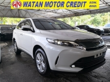 2018 TOYOTA HARRIER 2.0 360 CAMERA PAN ROOF POWER BOOT LANE KEEPING ASSIST PRE CRASH JAPAN UNREG