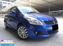 2014 SUZUKI SWIFT Suzuki Swift 1.4 AT HIGH SEPC NEW MODEL ONE OWNER