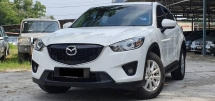 2013 MAZDA CX-5 2.0L 2WD AUTO 2013 (EARLY BIRD FOR 10 PERSONS GET DISCOUNT RM1000)