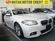 2014 BMW 5 SERIES 520i M SPORT TWIN POWER TURBO FACELIFT JAPAN UNREG