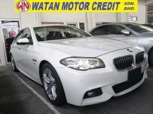 2014 BMW 5 SERIES 520i M SPORT TWIN POWER TURBO FACELIFT JAPAN UNREG
