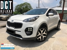 2017 KIA SPORTAGE 2.0 (A) GT LINE POWER SEATS KEYLESS REAR CAMERA FULL SERVISE RECORD UNDER WARRANTY KIA MALAYSIA