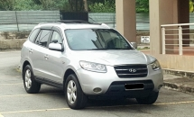 2008 HYUNDAI SANTA FE 2.7(A) 7 Seater SUV MPV