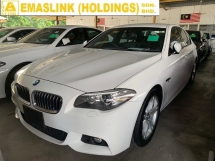 2014 BMW 5 SERIES 520I F10 M-SPORT JAPAN UNREG OFFER NEGO PROMOTION