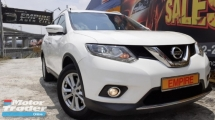 2017 NISSAN X-TRAIL 2.5 IMPUL(A) SUV !! 7 SEATERS LUXURY IMPUL EDITION !! 4WD 7 SPEED AUTOMATIC TRANSMISSION !!  FULL SERVICE RECORD BY NISSAN !! 171H/P 233NM !! MILEAGE DONE 53,505 KM !! AVERAGE USAGE 15, 737 KM PER YEAR ONLY !!  2 X KEYLESS ENTRY / ECO MODE / PUSH START /