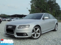 2008 AUDI A4 1.8 TFSI S Line B8 PaddleShift Keyless PushStart SUPERB LikeNEW Reg.2011
