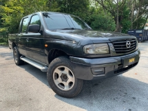 2004 MAZDA FIGHTER 2.5 (M) 4X4 NO OFF ROAD TIP TOP CONDITION