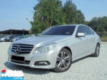 2009 MERCEDES-BENZ E-CLASS  E250 CGI 1.8 Avantgarde W212 BlueEfficiency 5G Luxury LikeNEW Reg.2011