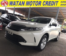 2018 TOYOTA HARRIER 2.0 LATEST FACELIFT PREMIUM PANORAMIC ROOF POWER BOOTH 4 CAMERA 2018 JAPAN UNREG