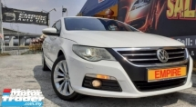 2012 VOLKSWAGEN PASSAT CC 2.0 (A) TSI SPORT !! TURBO CHARGED INTERCOOLER !! CBU 5 SEATERS !!  6 SPEED DSG AUTOMATIC TRANSMISSION !! 200H/P 280NM !!  MILEAGE DONE 78, 682 KM !! AVERAGE USAGE PER YEAR 10, 352 KM ONLY !!   PADDLE SHIFT / SPORT / COMFORT MODE / RAIN SENSOR / CRUISE