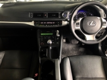 2013 LEXUS CT200H 1.8 HYBRID (A) LUXURY SPORT LIMITED EDITION