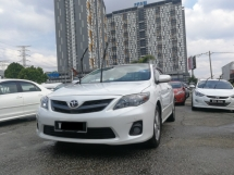 2011 TOYOTA ALTIS 2.0 V (A) CCRIS AKPK CAN LOAN ** BLACKLIST SAA CAN LOAN ** CTOS PTPTN CAN LOAN ** HIGH LOAN AVAILABLE **