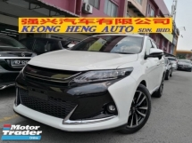 2016 TOYOTA HARRIER 2.0 GS SPORT Edition TRUE YEAR MADE 2016 GS Rim Kit Seat Logos Power Boot Surrond Cameras Reg 2018