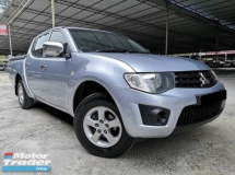 2012 MITSUBISHI TRITON Mitsubishi Triton 2.5 MT TIPTOP CONDITION 1OWNER
