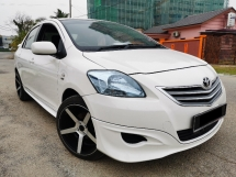2011 TOYOTA VIOS J FACELIFT (A) ONE LADY OWNER