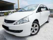 2008 MITSUBISHI GRANDIS  FACELIFT (A) 1 DOCTOR OWNER