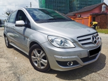 2009 MERCEDES-BENZ B-CLASS B170 1.7 (CBU) (A) 1 DOCTOR OWNER