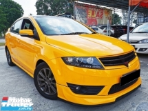 2013 PROTON PREVE 1.6 CFE TURBO (A) FREE 1 YEAR WARRANTY