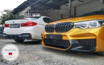 BMW G30 5 Series F90 M5 Front PP Bumper Bodykit  Exterior & Body Parts > Car body kits