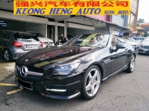 2012 MERCEDES-BENZ SLK 250 AMG 1.8 UK SPEC 1YR FREE WRNTY