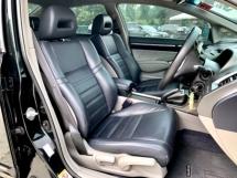 2011 HONDA CIVIC 2.0 (A) ORI PAINT FULL BODYKIT PADDLESHIFT LEATHER SEAT