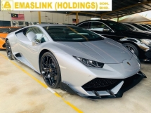 2017 LAMBORGHINI HURACAN LP610-4 UNREG AERO KIT OFFER NEGO