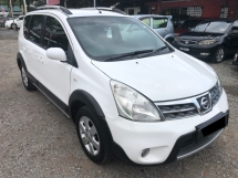 2014 NISSAN LIVINA X-GEAR 1.6L (A) WELL MAINTENANCE CAR