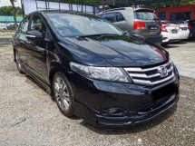 2013 HONDA CITY 1.5E MODULO FACELIFT (A) FULL SPEC