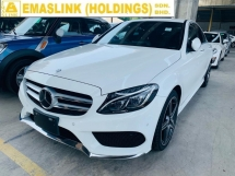 2014 MERCEDES-BENZ C-CLASS C180 AMG UNREGISTER JAPAN OFFER NEGO NEW ARRIVAL
