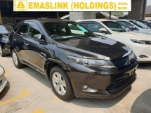 2016 TOYOTA HARRIER 2.0 Power Boot Surround Camera Local AP Unreg