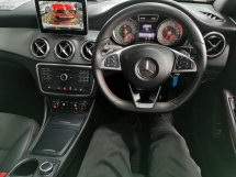 2015 MERCEDES-BENZ CLA 180 AMG FULLSPEC.UNREG.TRUE YEAR CAN PROVE.PANAROMIC ROOFORI AMG BODYKIT N RIM.PADDLE SHIFT.KEYLESS ENTRY.PUSH START BUTTON.REVERSE CAMERA.LED LIGHT N ETC.FREE WARRANTY N MANY GIFTS