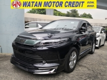 2017 TOYOTA HARRIER 2.0 FACELIFTED MODELISTA PRE CRASH LANE KEEPING ASSIST JAPAN UNREG