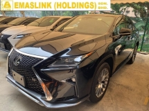 2016 LEXUS RX 200T NEW ARRIVAL RED INTERIOR 2WD UNREG PRICE NEGOTIABLE
